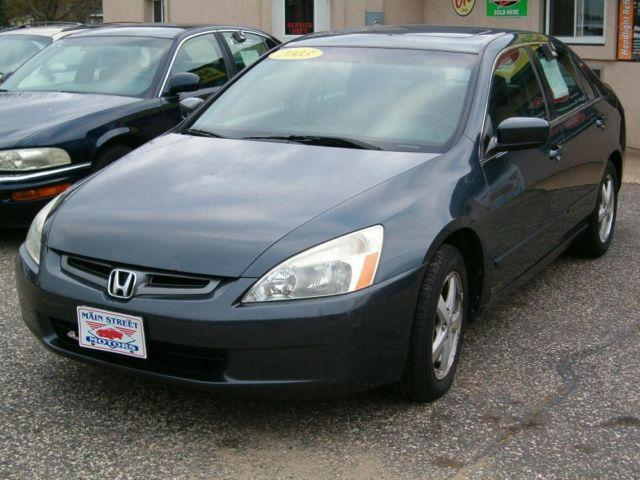 2003 Honda Accord EX- 4cyl, FWD, AUTO, 103K
