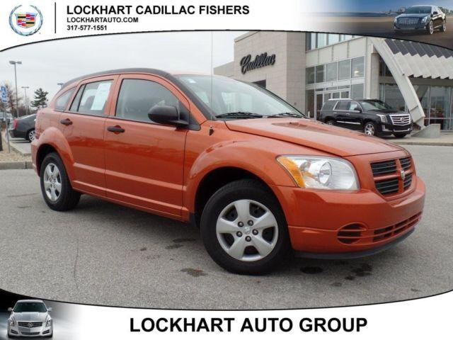 2011 Dodge Caliber 4D Hatchback Express