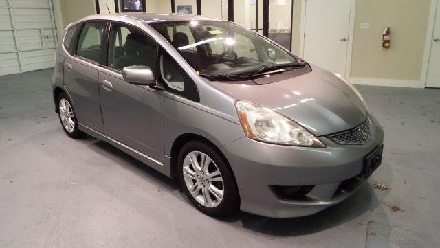 2009 Honda Fit 4D Hatchback Sport