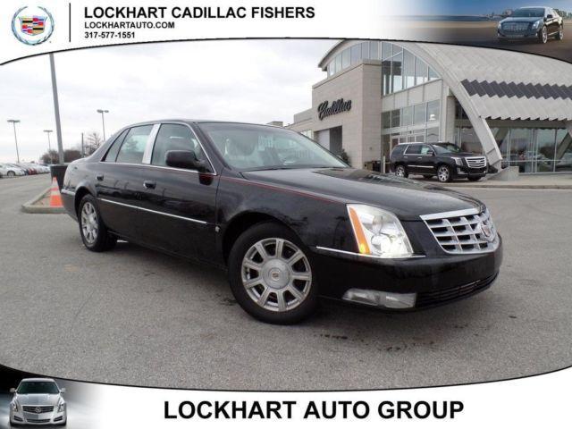2009 Cadillac DTS 4D Sedan 1SC
