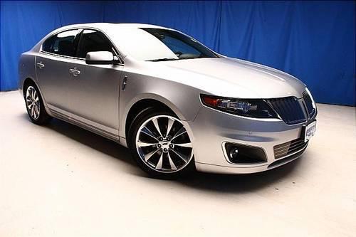 2011 Lincoln MKS 4D Sedan