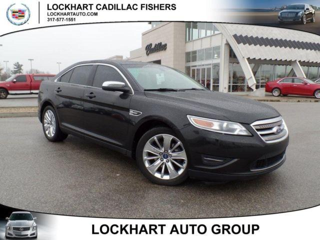 2010 Ford Taurus 4D Sedan Limited