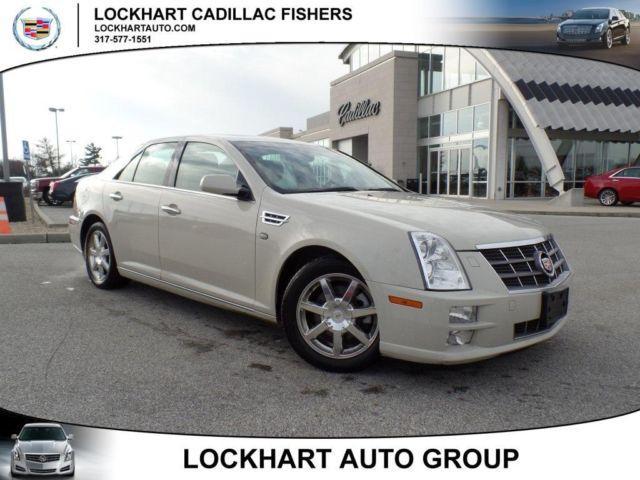 2011 Cadillac STS 4D Sedan Luxury