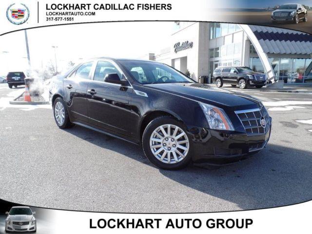 2010 Cadillac CTS 4D Sedan Luxury