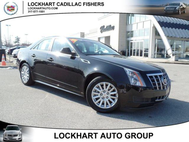 2012 Cadillac CTS 4D Sedan Luxury