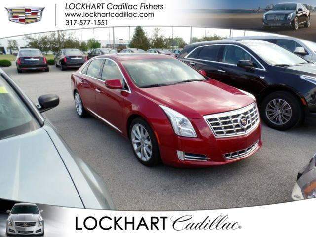 2013 Cadillac XTS 4D Sedan Luxury
