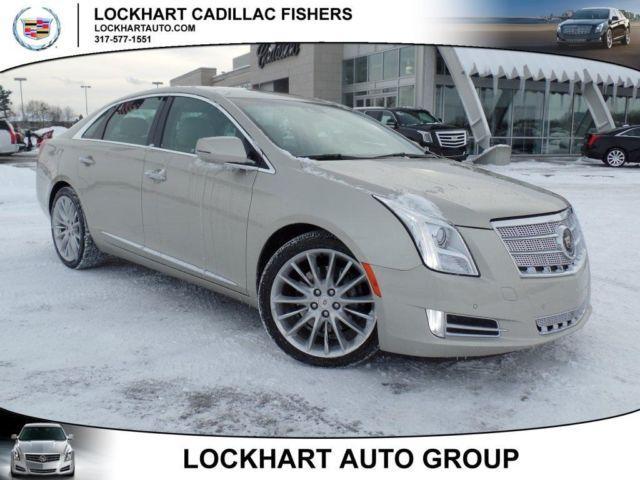 2013 Cadillac XTS 4D Sedan Platinum