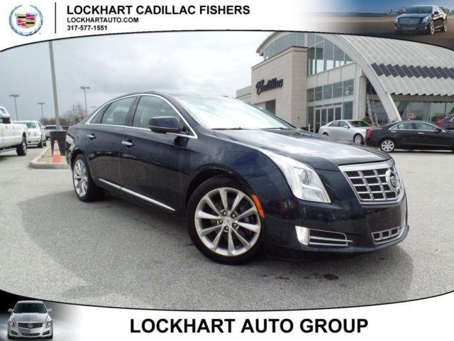 2013 Cadillac XTS 4D Sedan Premium
