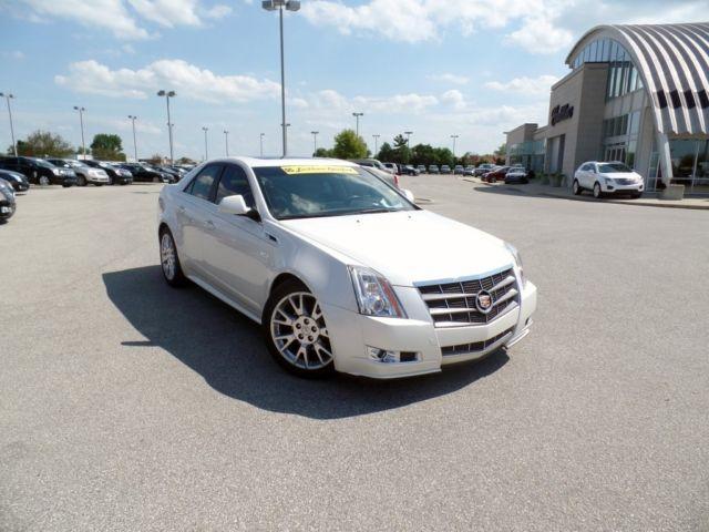 2011 Cadillac CTS 4D Sedan Premium