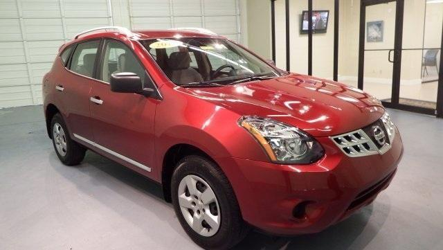 2014 Nissan Rogue Select 4D Sport Utility S