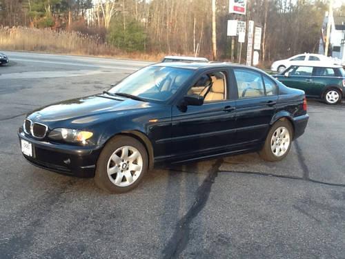 2004 BMW 3 Series 4dr Car 325xi. AWD
