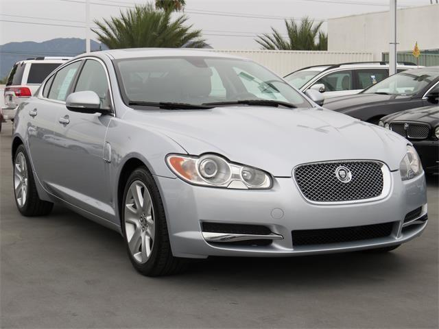 2011 Jaguar XF 4dr Car