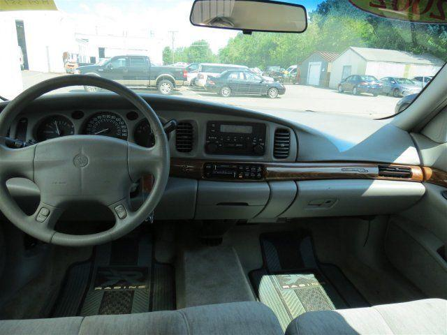 2002 Buick LeSabre 4dr Car Custom