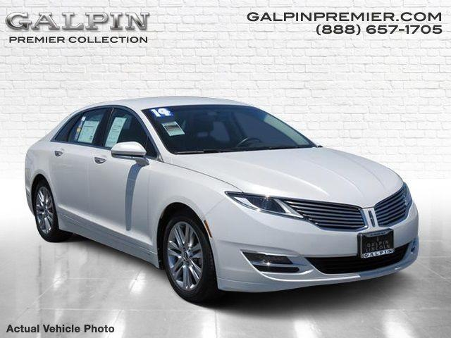 2014 Lincoln MKZ 4dr Car Hybrid