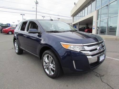 2011 Ford Edge 4dr Car Limited