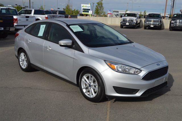 2015 Ford Focus 4dr Car SE
