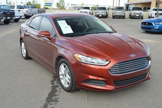 2014 Ford Fusion 4dr Car SE