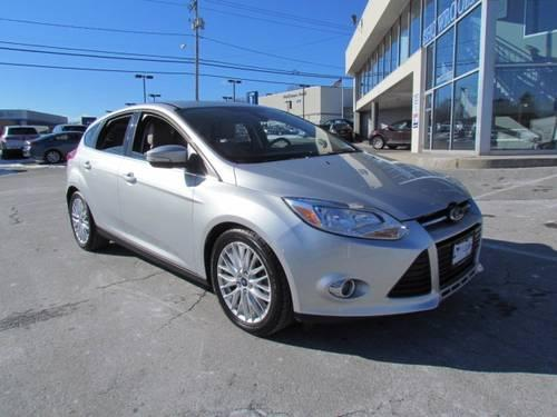 2012 Ford Focus 4dr Car SEL