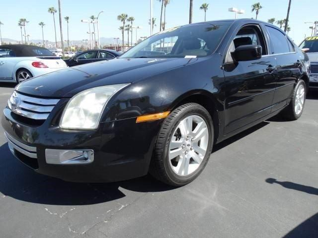2006 Ford Fusion 4dr Car SEL