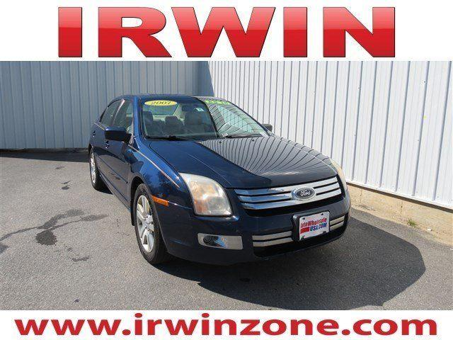 2007 Ford Fusion 4dr Car SEL