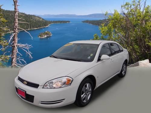 2008 CHEVROLET Impala Sedan 4DR SDN LS