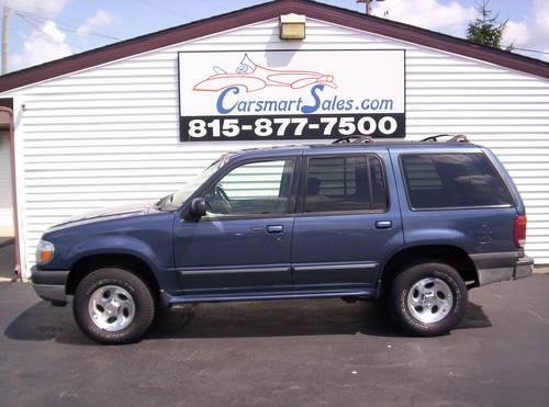 2000 ford explorer 4dr xlt 2wd for sale in loves park illinois classified. Black Bedroom Furniture Sets. Home Design Ideas
