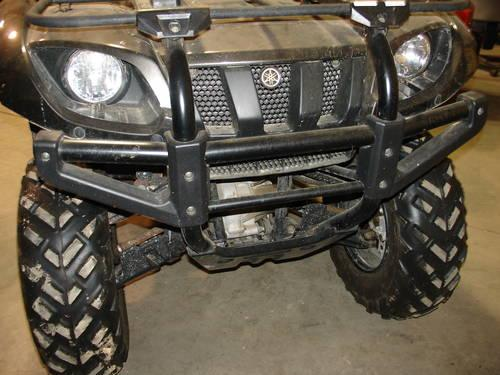 2003 Yamaha Grizzly Limited Edition Black 4x4 ATV Four Wheeler Auto TR