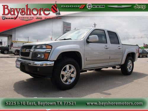 2010 chevrolet colorado crew cab 4x4 lt z71 4x4 for sale in baytown texas classified. Black Bedroom Furniture Sets. Home Design Ideas