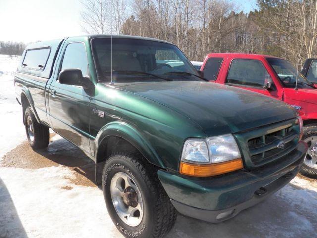 2000 Ford Ranger 4x4 XLT