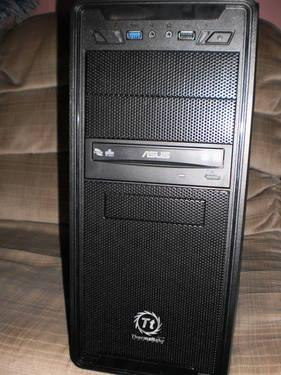 AMD APU Quadcore with 5450 graphics card