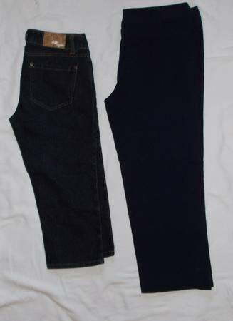 2 NEW PANTS Size 5 and Medium