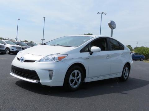 2013 Toyota Prius 5 Door Hatchback