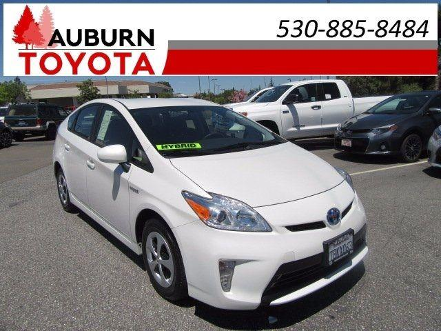 2014 Toyota Prius 5D Hatchback Two