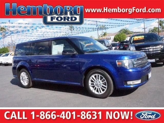 2010 Ford Flex SEL 6-Speed Automatic FWD
