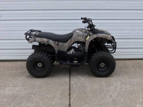 2006 yamaha grizzly 80 camo for sale in junius south for Yamaha grizzly 80