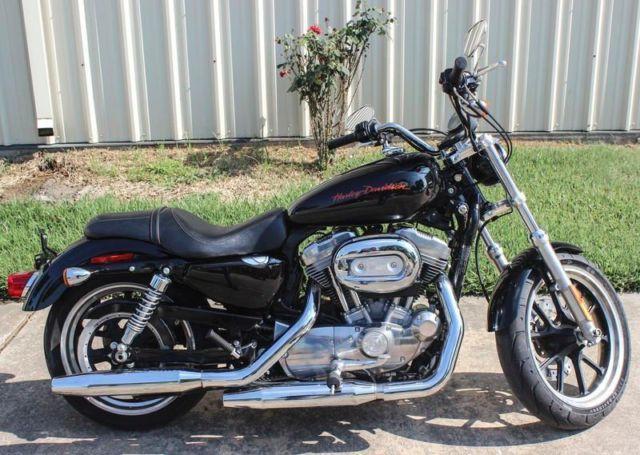 2011 Harley-Davidson XL 883L Sportster (439796)