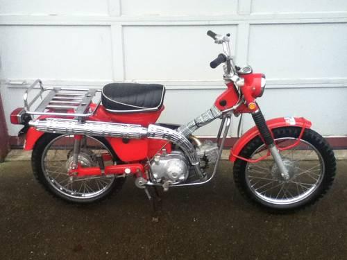 1968 Honda Trail 90 For Sale