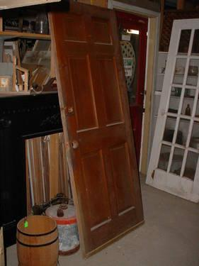 6 Panel Solid Wood Exterior Doors 32 A 34 Hard To Find For Sale In Ponchatoula Louisiana