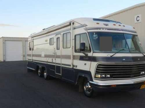 1990 holiday rambler imperial class a in suprise az for for Rambler homes for sale