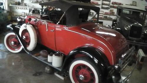 1931 Model A Roadster