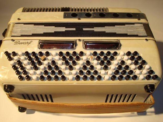 Noble dwarf accordian