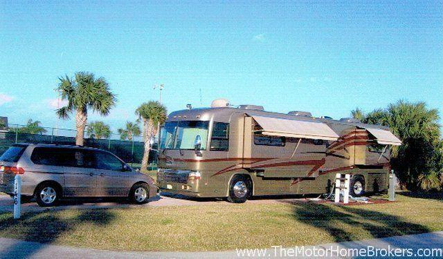 2002 Country Coach Affinity 40'