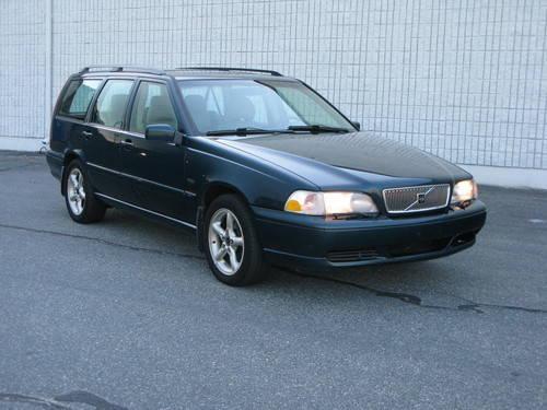 1998 Volvo V70 All-Wheel-Drive Wagon...NICE!