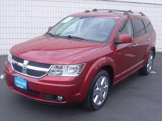 2009 Dodge Journey 4dr All-wheel Drive R/T R/T