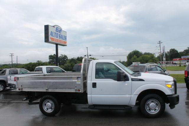 2012 Ford F250 XL Aluminum Landscaping bed #10540