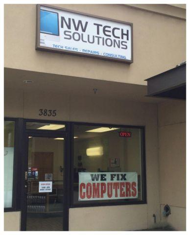 Computer Repairs and Sales