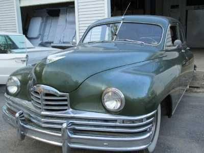 1949 Packard Deluxe Eight Antique in Rindge, NH