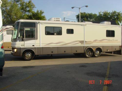 1998 Fleetwood Pace Arrow Motor Home For Sale In