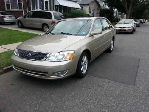 2000 toyota avalon xls for sale in elizabeth new jersey classified. Black Bedroom Furniture Sets. Home Design Ideas