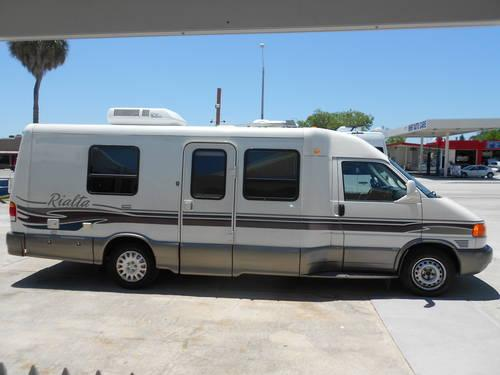 1999 winnebago rialta vw class b rv motor home 22 39 for sale in palmetto florida classified. Black Bedroom Furniture Sets. Home Design Ideas